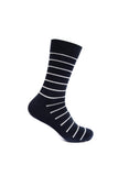 Stripe Out Crew Socks