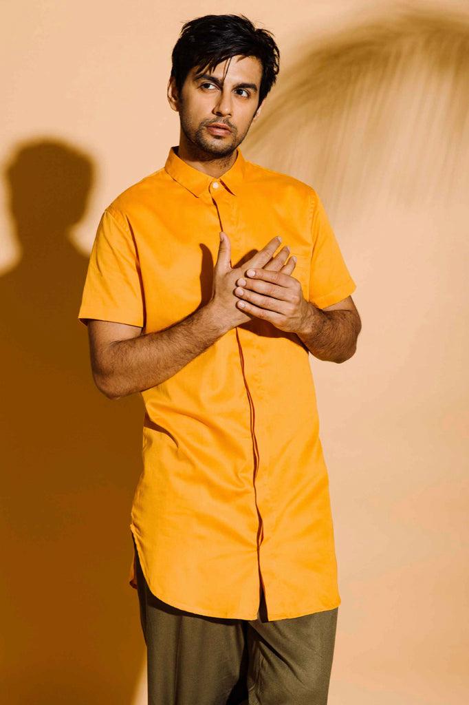 The Mango Punk Kurta
