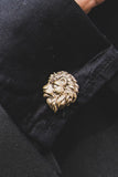 The Side Lion Cufflinks