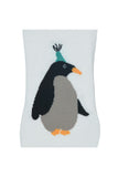 TOFFCRAFT - Penguin Graphic Low Cut Ankle Socks