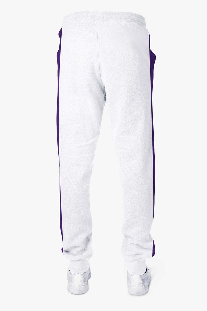 MEN'S KKR OFFICIAL 2020 JOGGERS WHITE