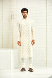 Kalwara embroidered kurta