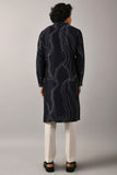 CONSTELLATION SILK  KURTA