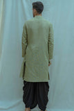 Nature Green kurta and pants