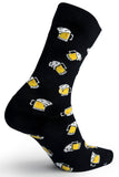 The Moja Club Beer Mugs Socks