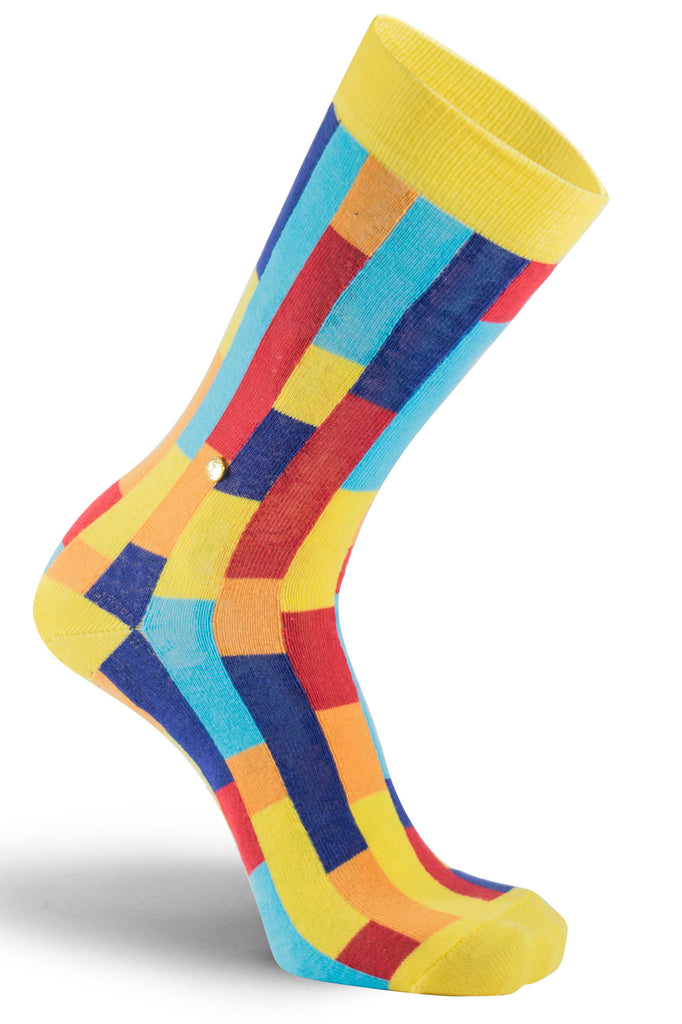 The Moja Club Vertical Tubes Socks