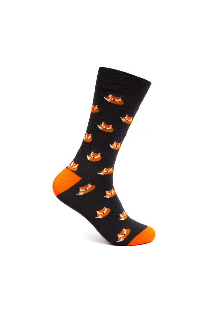 Mint & Oak Set of 2 socks - Animals