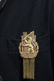 The Lion Battalion Brooch