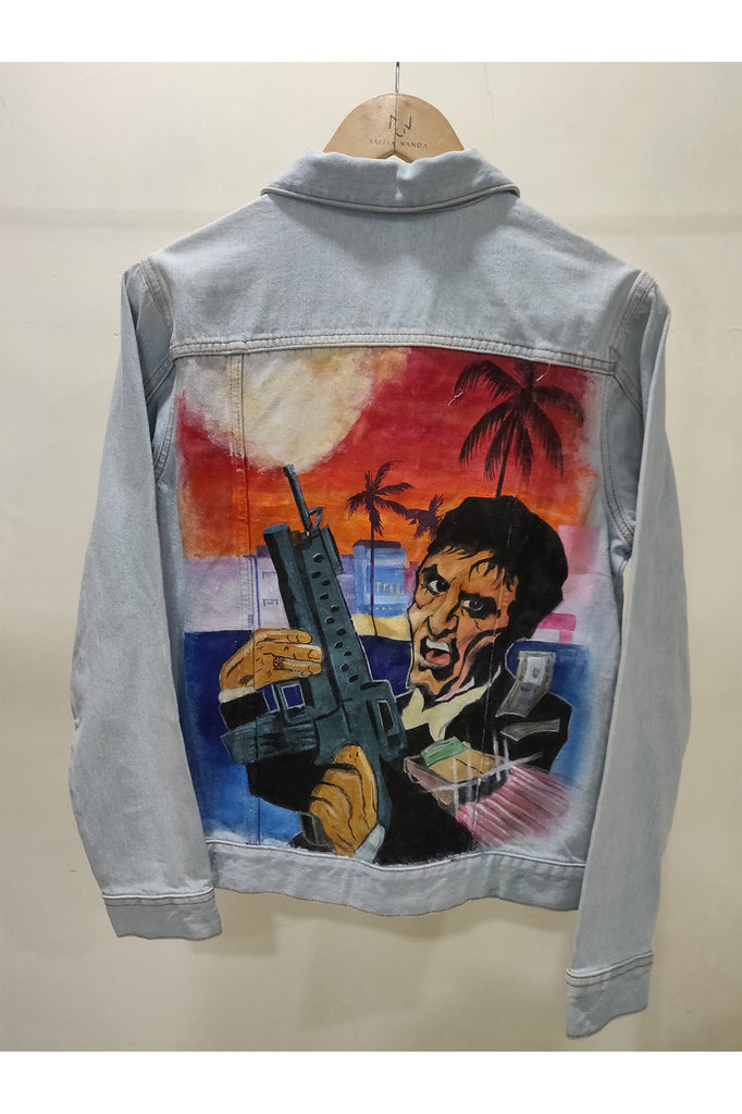 I Said Goddamn  Pulp Fiction Valkyre Jacket