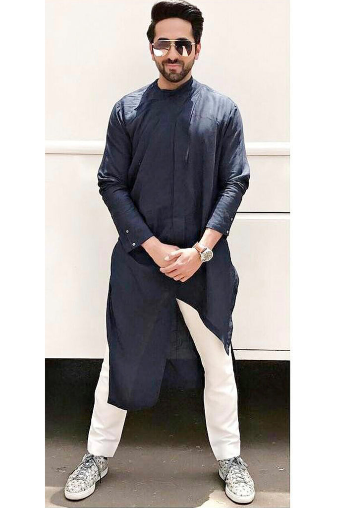 Layered Asymmetrical Kurta