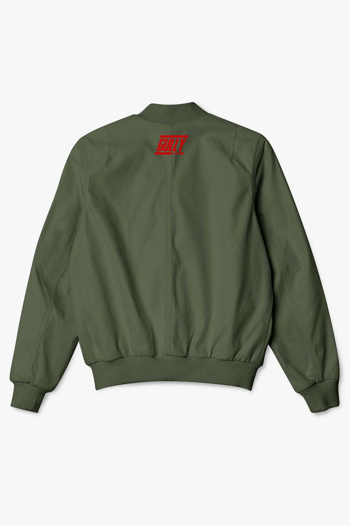 Classic Bomber Green WITH CUSTOMISE OPTION
