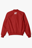 Classic Bomber Red WITH CUSTOMISE OPTION