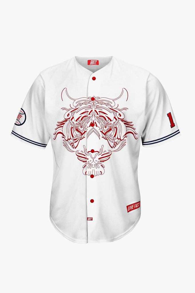GULLY BEAST BASEBALL SHIRT