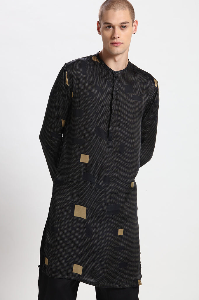 OXFORD - KURTA SET