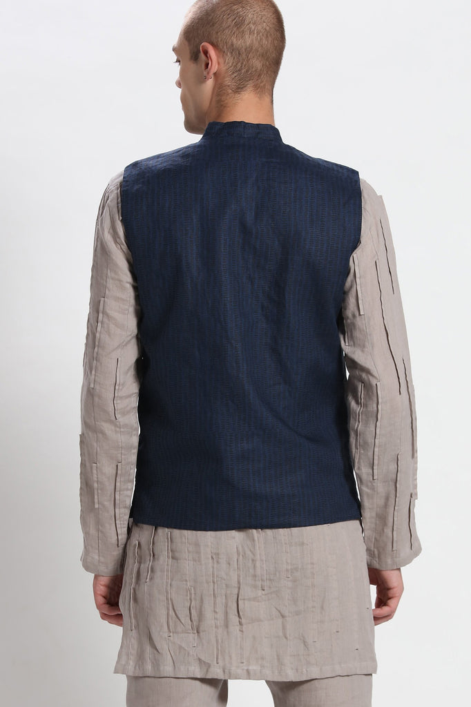 DOWNTOWN - PRINTED WAISTCOAT