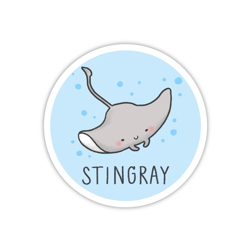 Plain Stingray