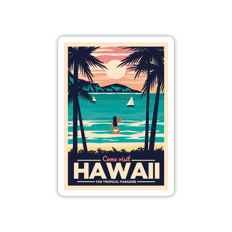 Come Visit Hawaii