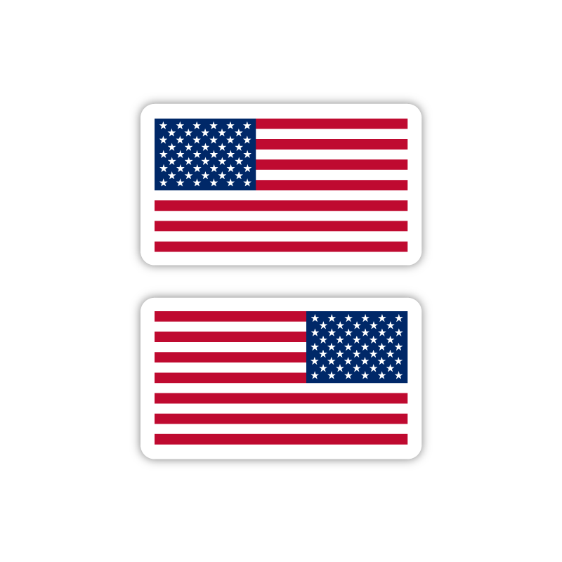 USA Flag - Small