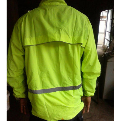 Accessory - Windproof Waterproof Reflective Long Sleeve Cycling Jacket