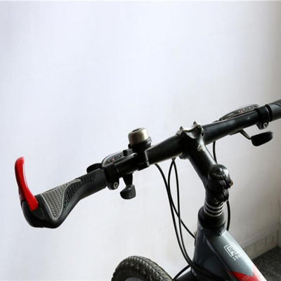 Rubbery Anti-slip Bicycle Grips