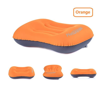 Portable Outdoor Inflatable Pillow.
