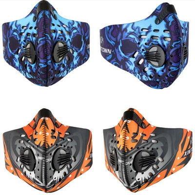 Protective Cycling Mask