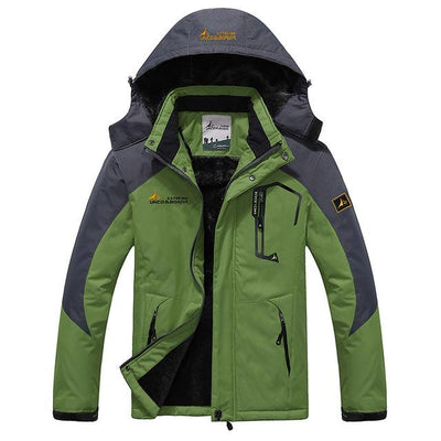Men's Waterproof & Windproof Jacket
