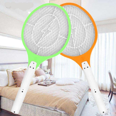 Rechargeable Mosquito-Killer Electric Racket