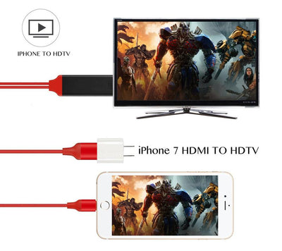 iPhone And iPad Screen To TV Cable