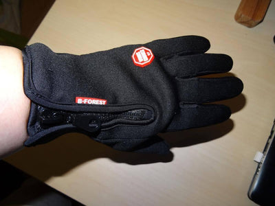 Winter Windproof Cycling Gloves