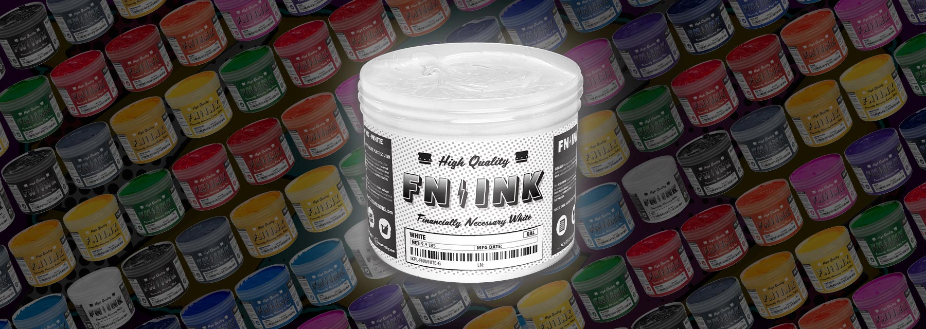 FN-INK Mixing System