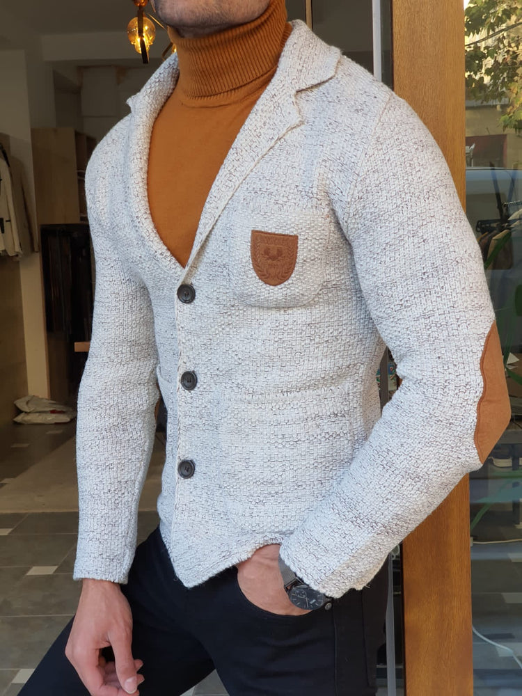 Light Gray Knitwear