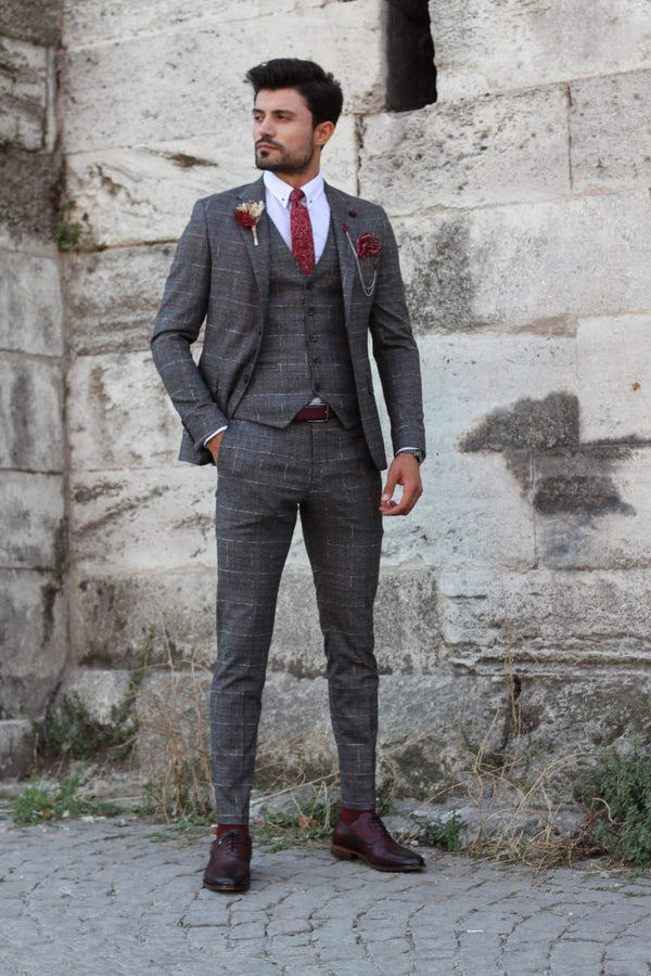 Anthracite Suit