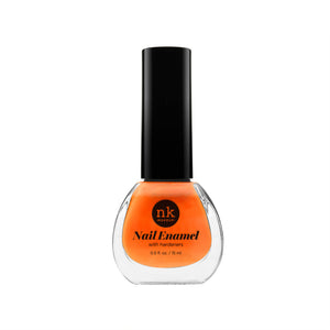 Nail Enamel | Nails by Nicka K - 042 HOT ORANGE