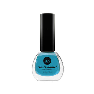 Nail Enamel | Nails by Nicka K - 076 TEAL