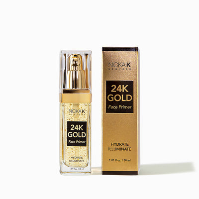 24K Gold Face Primer | Face Primer by Nicka K - NGP01