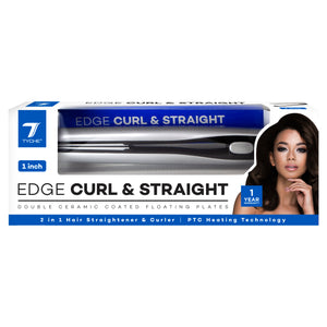 EDGE CURL & STRAIGHT