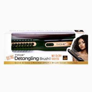Electric Detangling Brush | Hair by Nicka K - HZED01