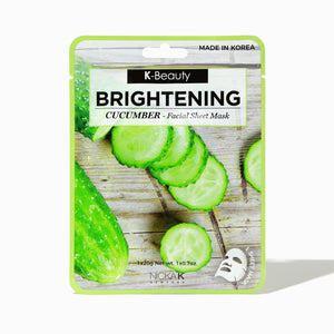 FACIAL SHEET MASK - CUCUMBER