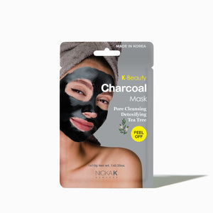 Facial Peel - Off Mask | Face by Nicka K - PORE CLEANSING DETOXIFYING TEA TREE