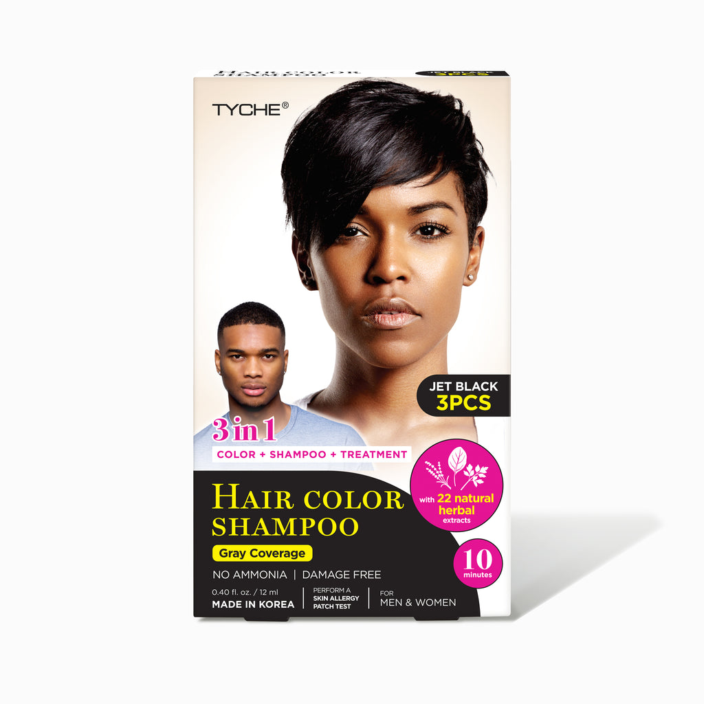 MAGIC HAIR COLOR SHAMPOO