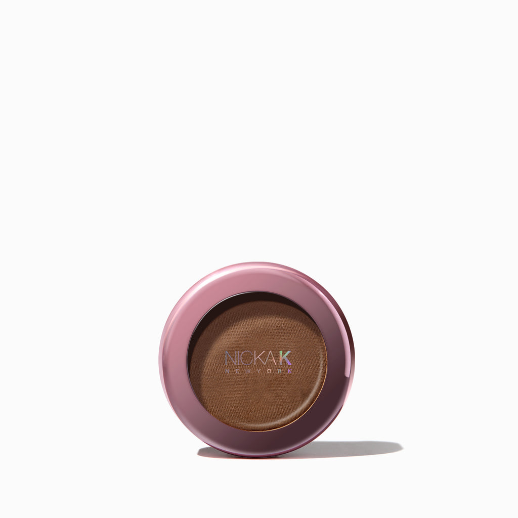 Mineral Pressed Powder | Skin by Nicka K - DARK CHOCOLATE MP101