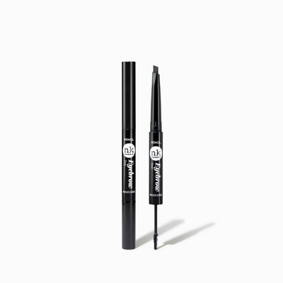 Eyebrow Duo | Eyes by Nicka K - BLACK NKE11