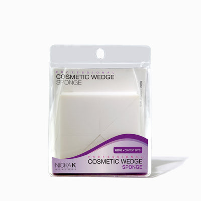 Cosmetic Wedge Sponge |  Face by Nicka K - NS052