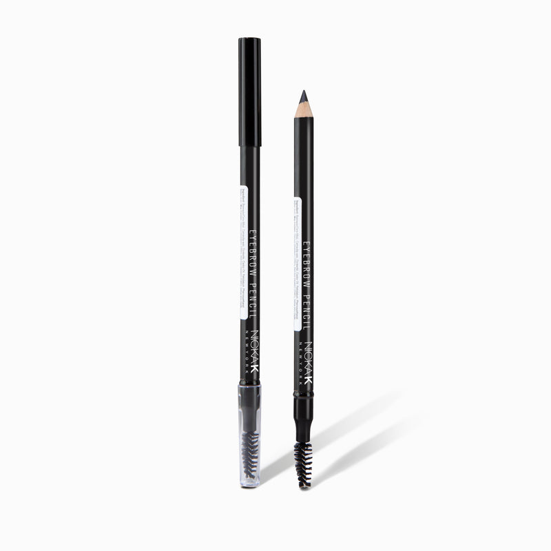 Eyebrow Pencil | Eyes by Nicka K - BLACK NEP01