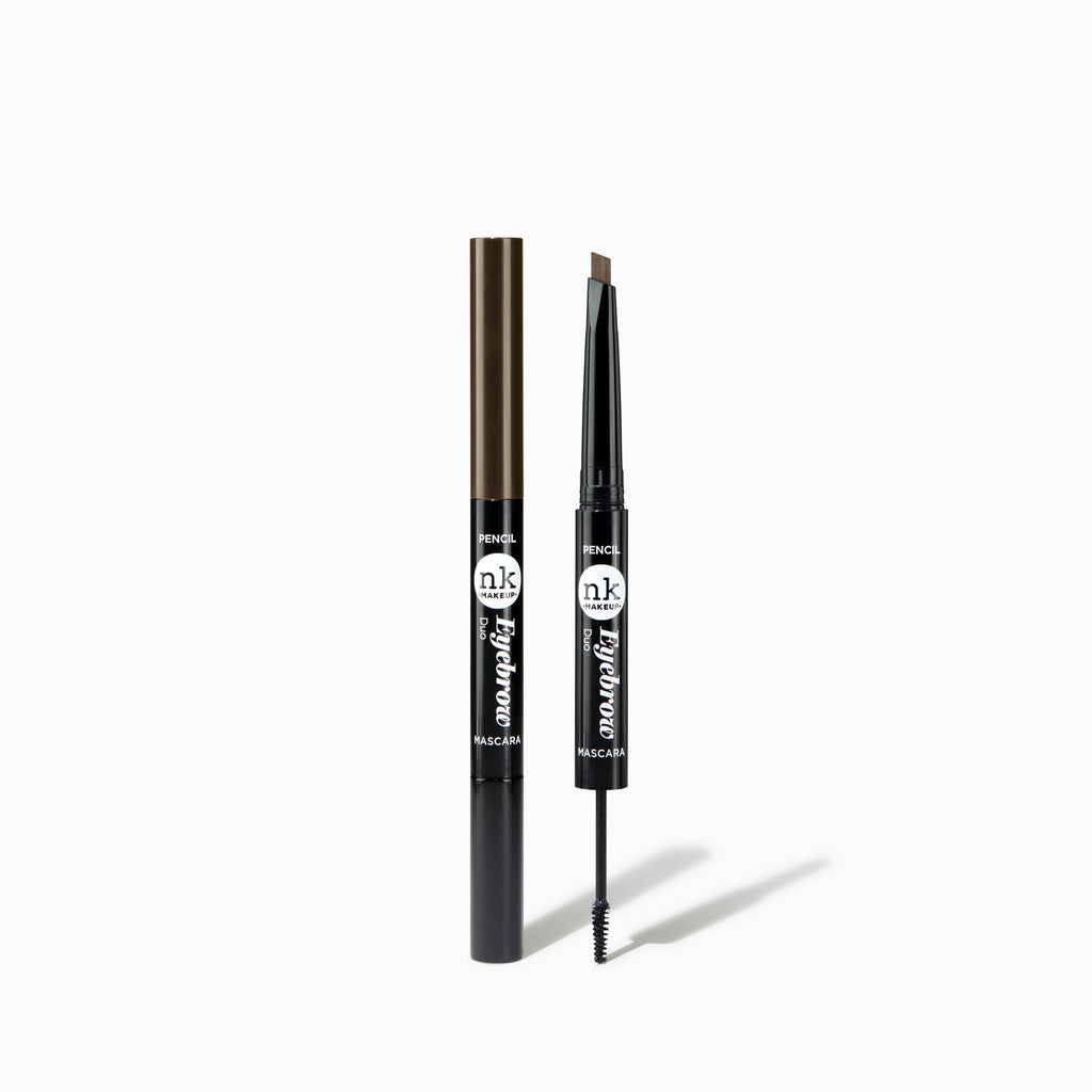 EYEBROW DUO DARK BROWN