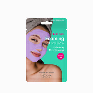 Facial Clay Mask | Face by Nicka K - EXFOLIATING DEEP CLEANSING