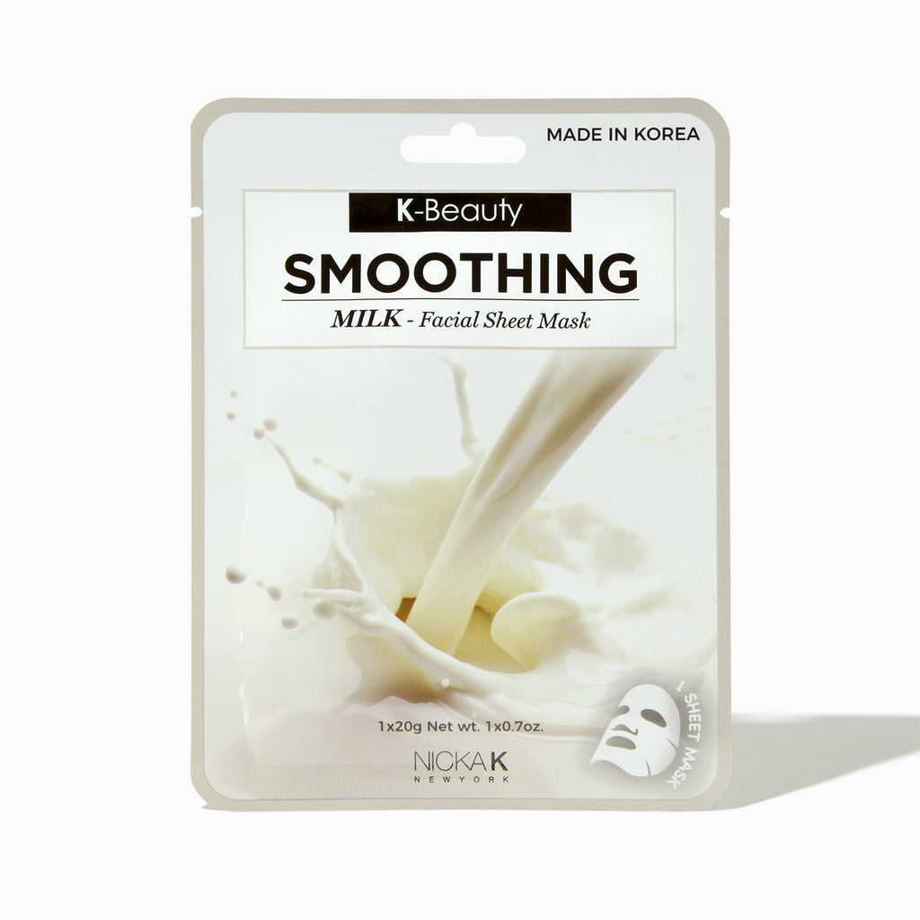 FACIAL SHEET MASK - MILK