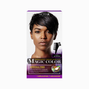 Magic Color | Hair by Nicka K - TCW01 JET BLACK