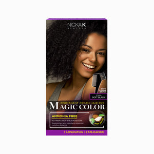 Magic Color | Hair by Nicka K - TCW03 SOFT BLACK